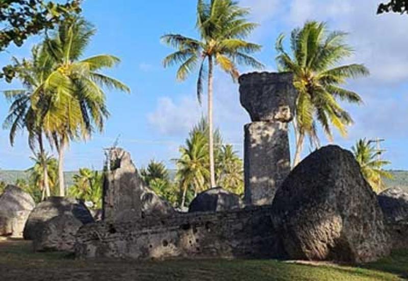 Hafa Adai & Tirow from the Commonwealth of the Northern Mariana Islands