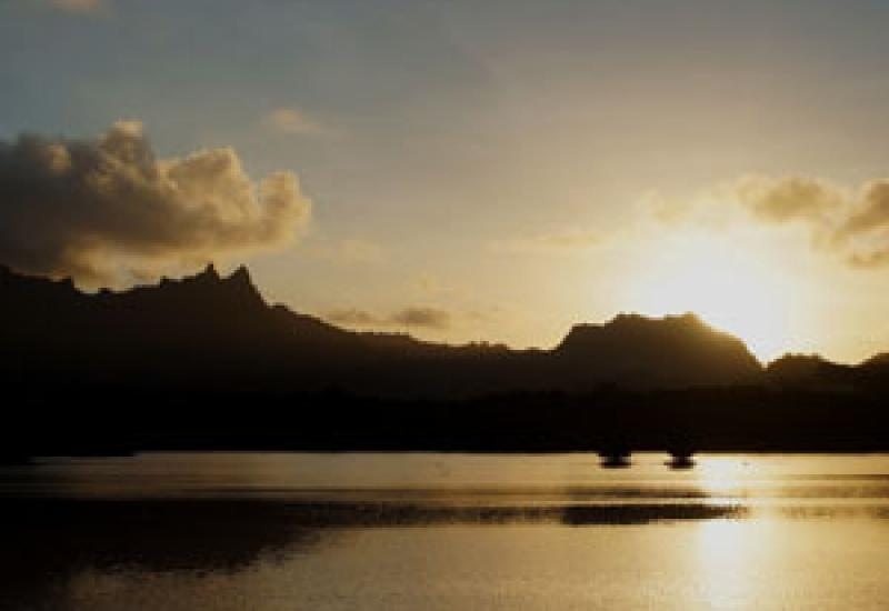 Lenwo from the State of Kosrae, FSM